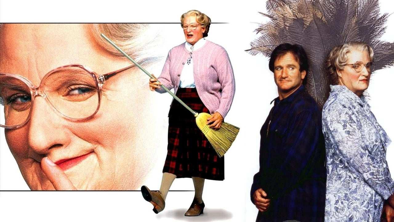 Välkommen Mrs. Doubtfire