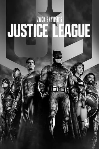 Film: Zack Snyder's Justice League