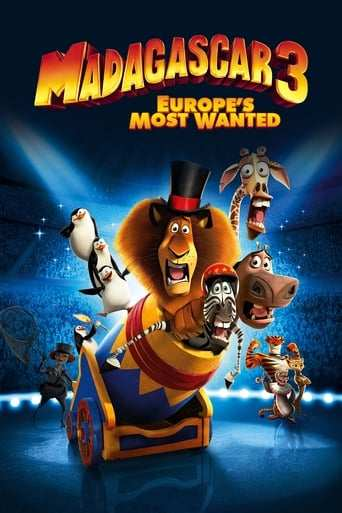 Film: Madagaskar 3