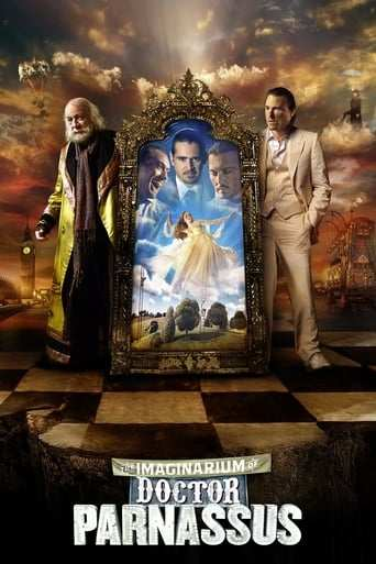 Film: The Imaginarium of Doctor Parnassus