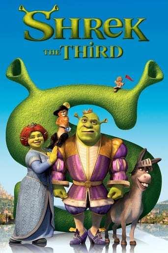 Bild från filmen Shrek den tredje
