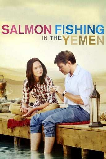 Bild från filmen Laxfiske i Jemen