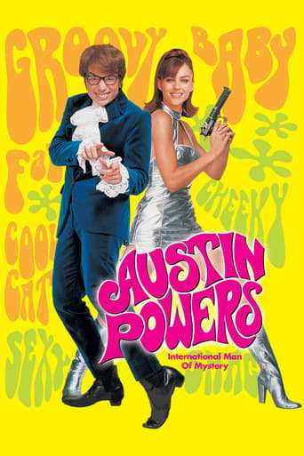 Film: Austin Powers - Hemlig internationell agent