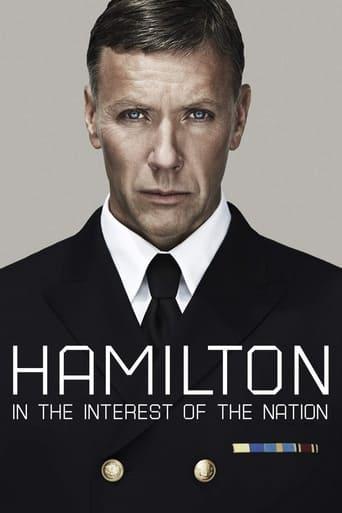 Från filmen Hamilton: I nationens intresse som sänds på C More SF