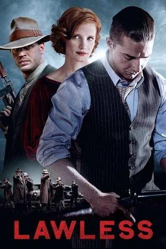 Bild från filmen Lawless