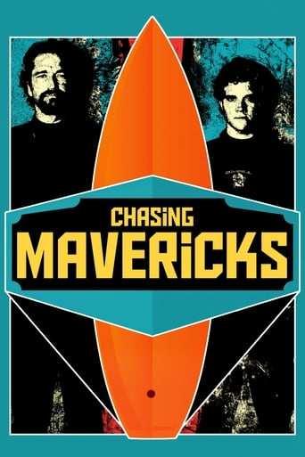 Bild från filmen Chasing Mavericks