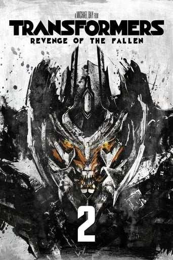 Från filmen Transformers: De besegrades hämnd som sänds på TV12