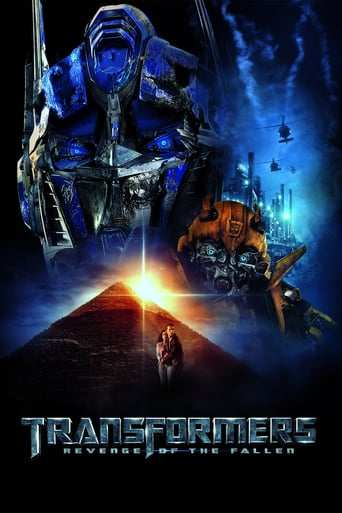 Film: Transformers: De besegrades hämnd