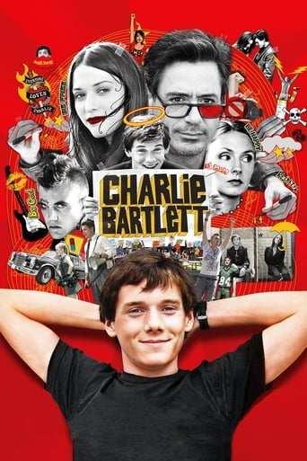Bild från filmen Charlie Bartlett