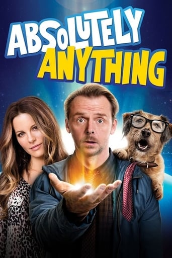 Från filmen Absolutely anything som sänds på TV4