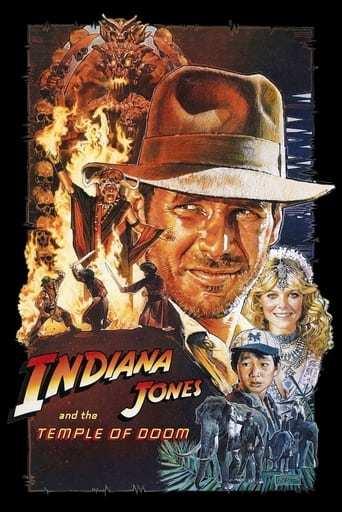 Bild från filmen Indiana Jones och de fördömdas tempel