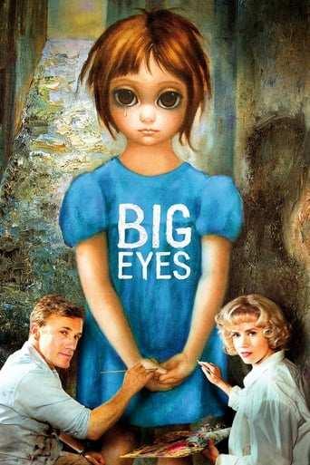Bild från filmen Big eyes