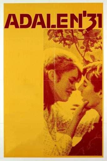 Bild från filmen Ådalen 31