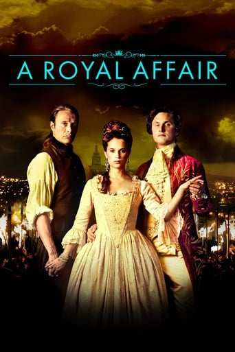 Från filmen A royal affair som sänds på Viasat Film Hits