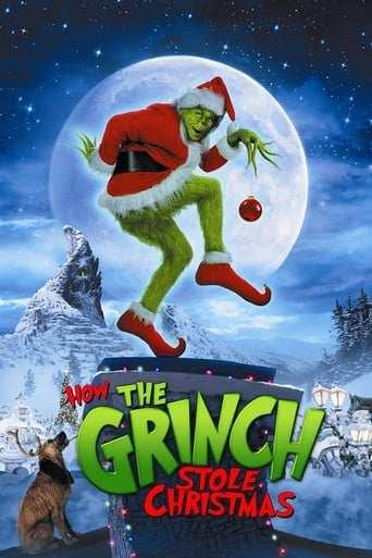 Film: Grinchen - julen är stulen