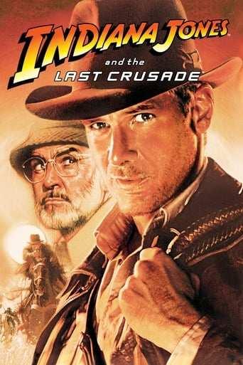 Från filmen Indiana Jones och det sista korståget som sänds på C More First