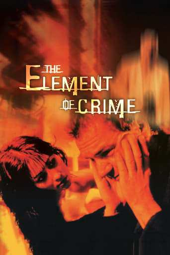 Film: The Element of Crime