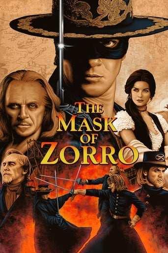 Film: Zorro - Den maskerade hämnaren