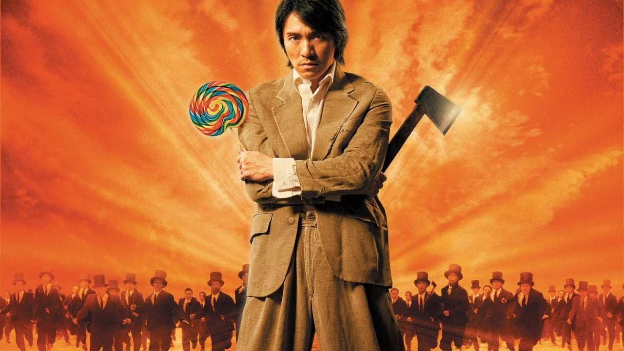 Viasat Film Action - Kung fu hustle