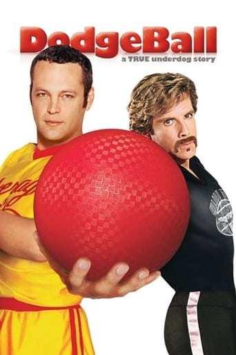 Dodgeball: En komedi som siktar lågt