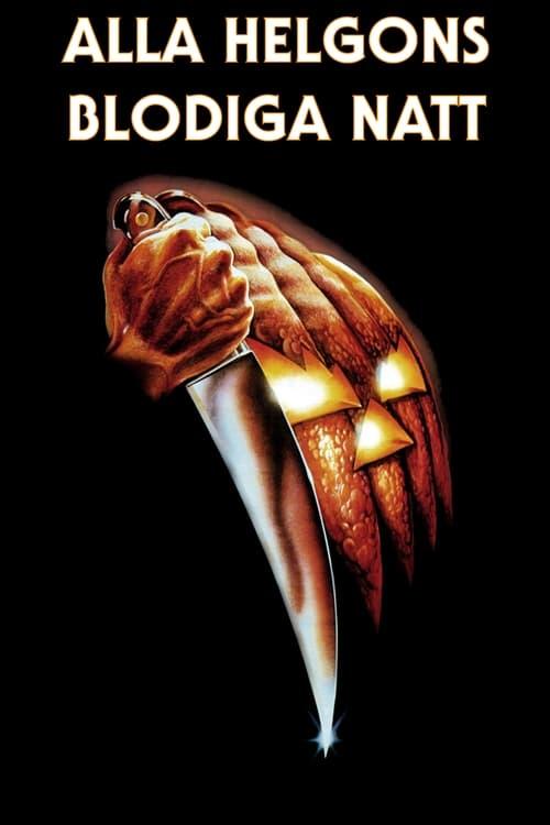 Från filmen Halloween som sänds på C More First