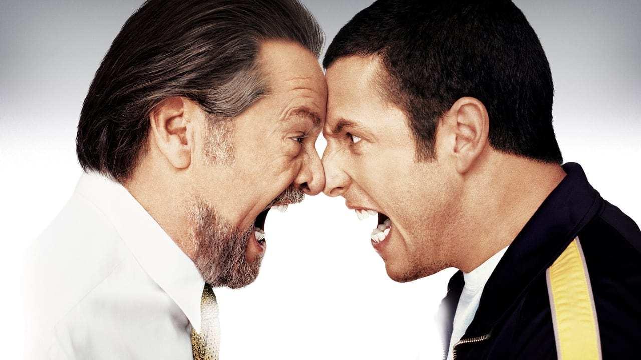 Anger management regisserad av Peter Segal