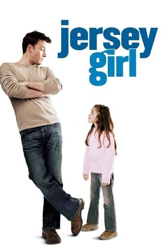 Från filmen Jersey girl som sänds på TV4 Film