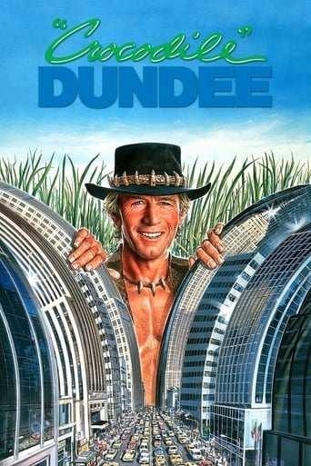Film: Crocodile Dundee: En storviltjägare i New York