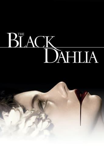 Bild från filmen Den svarta dahlian