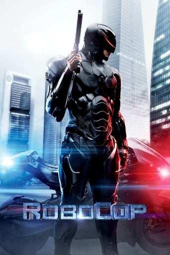 Bild från filmen Robocop
