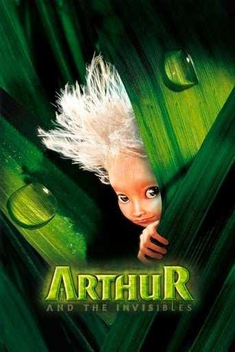 Bild från filmen Arthur och minimojerna