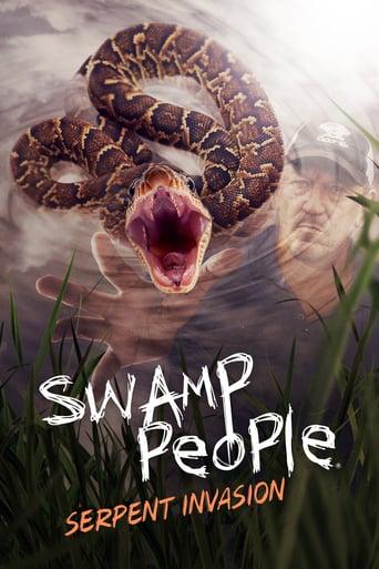 Bild från filmen Swamp People: Serpent Invasion