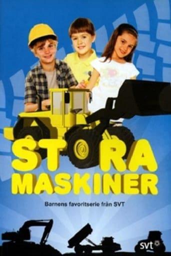Bild från filmen Stora maskiner