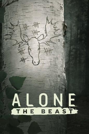 Från TV-serien Alone: The Beast som sänds på History Channel HD