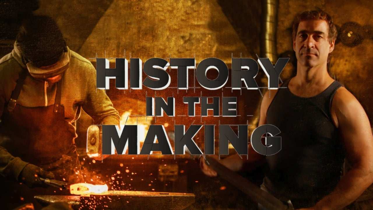 History Channel HD - History in the making