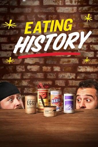 Från TV-serien Eating History som sänds på History Channel HD