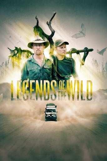 Bild från filmen Legends of the wild