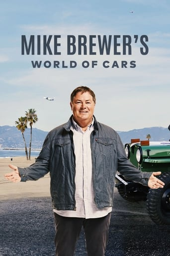 Tv-serien: Mike Brewer's World of Cars
