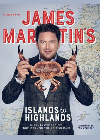 Tv-serien: James Martin's Islands to Highlands
