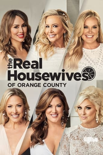 Bild från filmen The real housewives of Orange County