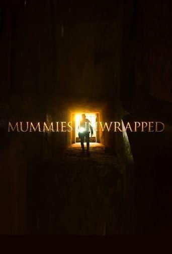 Bild från filmen Mummies unwrapped