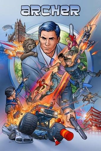 Tv-serien: Archer