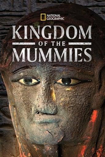 Från TV-serien Kingdom of the mummies som sänds på National Geographic