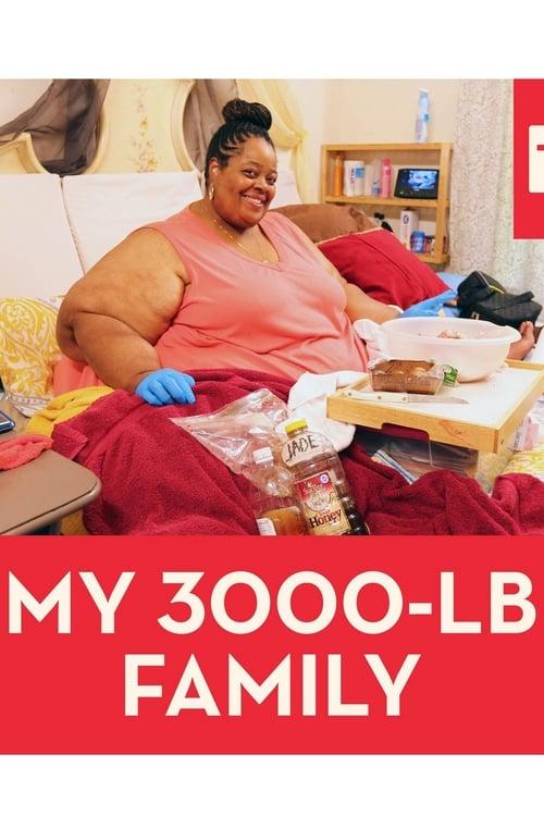 Från TV-serien My 3000lb family som sänds på TV 11