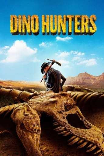 Bild från filmen Dino Hunters