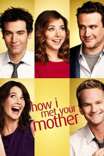 Från TV-serien How I met your mother som sänds på TV6