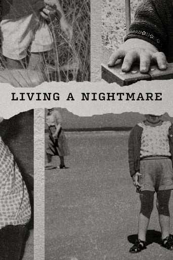 Bild från filmen Living a nightmare