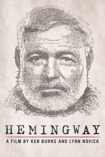 Bild från filmen Hemingway