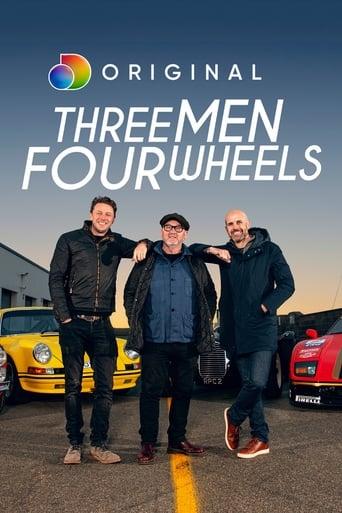 Bild från filmen Three Men Four Wheels