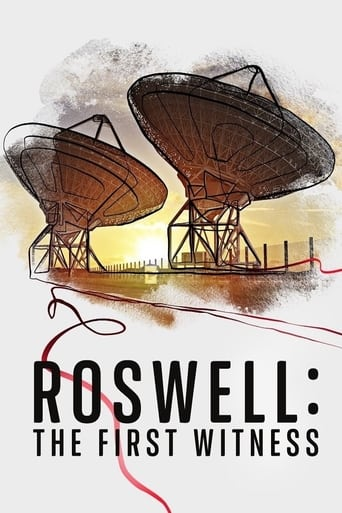 Bild från filmen Roswell: The First Witness